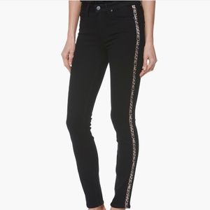 PAIGE Hoxton High Rise Ankle Skinny